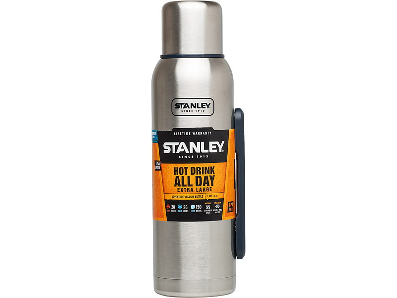 stanley xl adventure vacuum bottle flasche thermosflasche. Black Bedroom Furniture Sets. Home Design Ideas